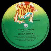 "JOHNNY OSBOURNE-my little lover  12""   starlight   (hear)   roots reggae"
