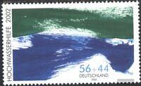 BRD (BR.Deutschland) 2278 (kompl.Ausg.) gestempelt 2002 Hochwasserhilfe