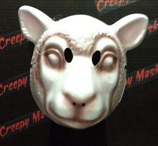 Your Next Sheep Mask Ghost jason  freddy Clown Vampire Myers Prop Replica Wwe