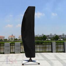 Parasol Banana Umbrella Cover Waterproof Cantilever Outdoor Garden Patio Shield