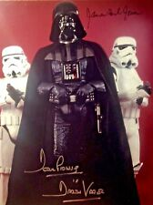 JAMES EARL JONES  8x10 PHOTO SIGNED STAR WARS MAKE OFFER DAVE PROUSE