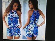 ladies Playsuit beach holiday wear