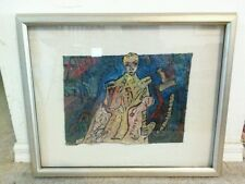 Alexander Gore Original Oil Painting The Radical Transformation with Abrupt Head