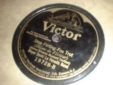 78RPM Victor 19728 Coon-Sanders, Alone at Last / Meyer Davis, Stop Flirting V+E-