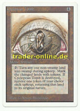 Cyclopean Tomb NM Magic Unlimited original