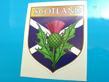SCOTLAND County Shield Van Car Bumper Caravan Camper Sticker Decal 1 off 80mm