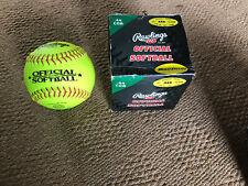 Rawlings .44 COR Softball