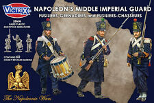 **BNIB** VICTRIX FRENCH NAPOLEONIC MIDDLE IMPERIAL GUARD