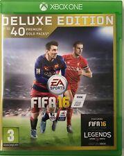 FIFA 16 (Microsoft Xbox One)  *Used/ Free P&P*