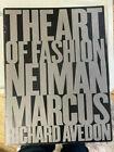 The Art of Fashion: Neiman Marcus Pamphlet – January 1, 1994 by Richard Avedon