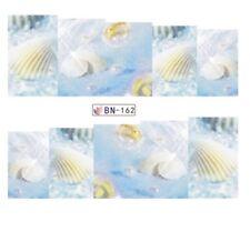 Beach Nail Wraps( Water Transfer decals) Summer Nail Art Beach Nail Art