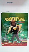 Ltd. Collector's 50th Anniversary Ed. FORBIDDEN PLANET DVD Tin Box Set  [1614]