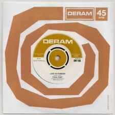 Love 45 RPM Speed Vinyl Records Release Year 1968
