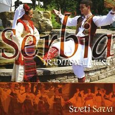 Sveti Sava - Serbia: Traditional Music [New CD]