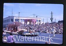 1963 kodachrome Photo slide Rose Festival Parade  Portland OR #14