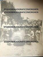 1948 FOTOGRAFIA AUTOMOBILISMO GRAN PREMIO DI NAPOLI STANGUELLINI POSILLIPO n2