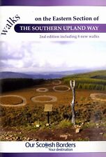 Walks on the Eastern Section of the Southern Upland Way Book