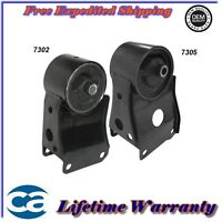 Engine Motor Mount 3PCS for 2003 Nissan Maxima 3.5 A7305 A7304 A7302 Manual M004