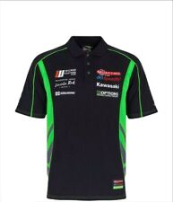 Camisa Polo para hombre Kawasaki Racing Team