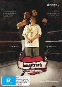 Lovestruck: Wrestling's No.1 Fan (DVD) - ACC0070