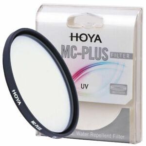 Hoya 52mm UV MC Plus HMC Multi-Coated Water Repellent Lens Filter  New UK Seller
