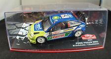 Kiosque◊ Ford Focus WRC ◊ 2007 Rallye Monte-Carlo◊ 1/43 ◊ en boîte / boxed