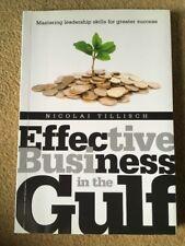 Effective Business In The Gulf Nicolai Tillisch
