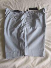 Polo Ralph Lauren Classic Fit 9 inch Chino Shorts Men Light Blue 42 $69.50 NWT