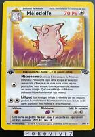 Carte Pokemon MELODELFE 17/64 RARE Jungle Wizards Edition 1 FR