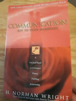 Communication: Key to Your Marriage by Wright, H. Norman GOOD CONDITION