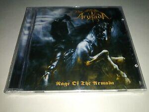 ARMADA Rage of the Armada CD 13 tracks FACTORY SEALED NEW 2003 LMP Germany