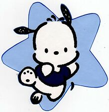 """5"""" Hello kitty pochacco ear up prepasted wall border cut out character"""