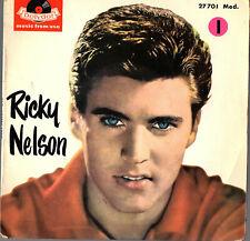 "RICKY NELSON  EP  POLYDOR  "" RICKY NELSON - 1 "" [France]"