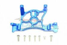 GPM Racing Traxxas Rustler 4X4 Blue Aluminum Spur Gear Mount Cover RUS4036-B