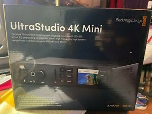 Blackmagic Design Hdmi 12g Sdi Output Interfaces Video Production Switchers For Sale Ebay