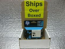 HP 96 Black Ink C8767WN Genuine ** SHIPS OVERBOXED ** Date: July 2020