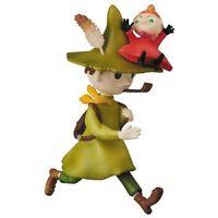 Medicom Toy UDF [Moomin] Series 3 Snufkin & Little My Figure from Japan