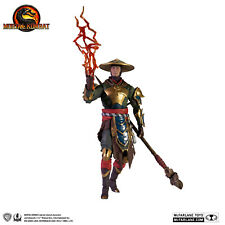 McFarlane Toys Mortal Kombat XI Raiden 7-Inch Action Figure MISB In Stock