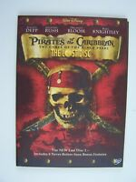 Pirates of the Caribbean: Curse of the Black Pearl The Lost Disc DVD