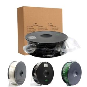 Geeetech 3D Printer  Filament 1 Spool 1.75mm I3 Prusa Black White Green