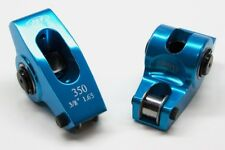 "PRW 0335023 Aluminum Roller Rocker Arm Chevy SB V8's 1.65 Ratio 3/8"" self Align"