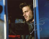 """Francois Arnaud """"Midnight, Texas"""" AUTOGRAPH Signed 8x10 Photo D ACOA"""