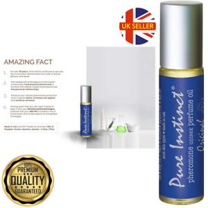 Pure Instinct Roll-On - The Original Pheromone Infused Essential Oil Perfume Col
