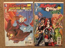 Harley Quinn Suicide Squad April Fools' Special Teen Titans Go Variant +Road Nm