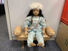 Annette Himstedt Doll Kima 70 Cm. Top