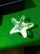 Swarovski Perfect Crystal Starfish New in Original Box