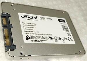 "2TB 2000GB CRUCIAL MX500 7mm 2.5"" SSD Solid State Drive"