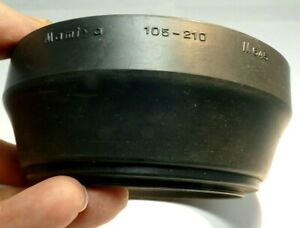 Mamiya 77mm 105-210 Lens Hood Shade for Sekor RB67 Z180mm f4.5W-N SOFT Z210mm