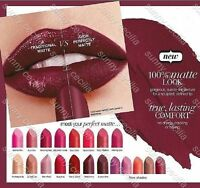 10 ~ AVON Perfectly Matte Lipstick SAMPLES, Hen Party /Travel Size Mixed ~ OFFER