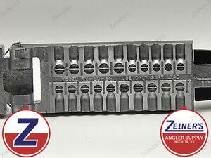 3172 New Do It Removable Split Shot Sinker Mold - 5 Cavities ea 1/32 to 1/8 oz